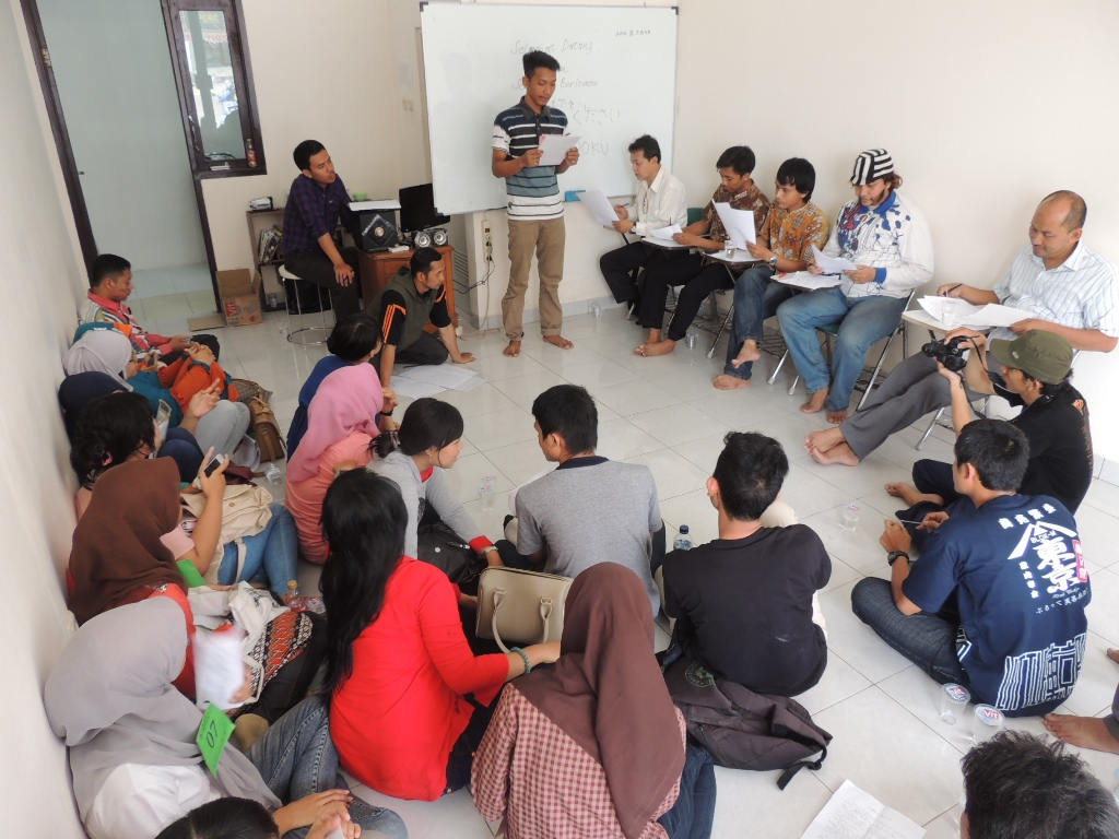 Lingkungan Belajar di Tensai Ramah
