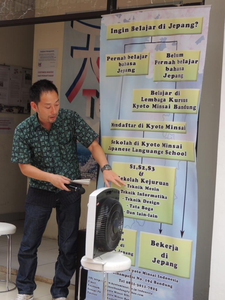 Program Lanjutan Belajar sambil Bekerja Part Time di Kyoto