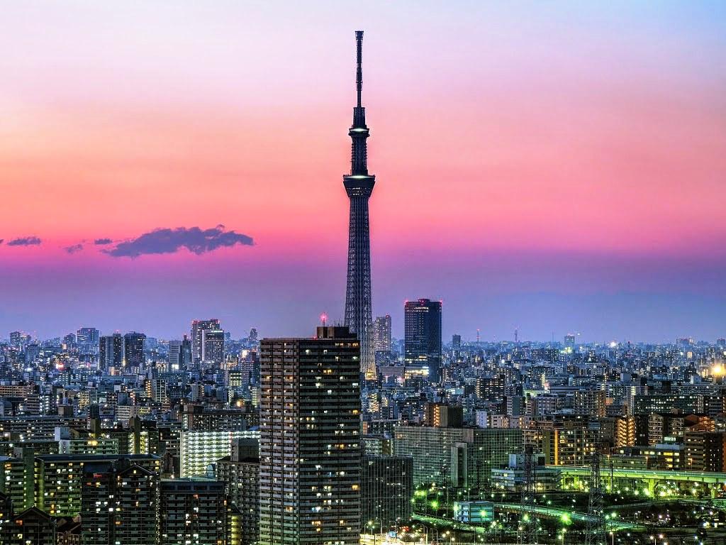 Tokyo Skytree - Tokyo Skytree - www.panoramio.com - kursus bahasa jepang
