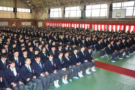 Nyuugakushiki Upacara Penerimaan Siswa Baru di Jepang