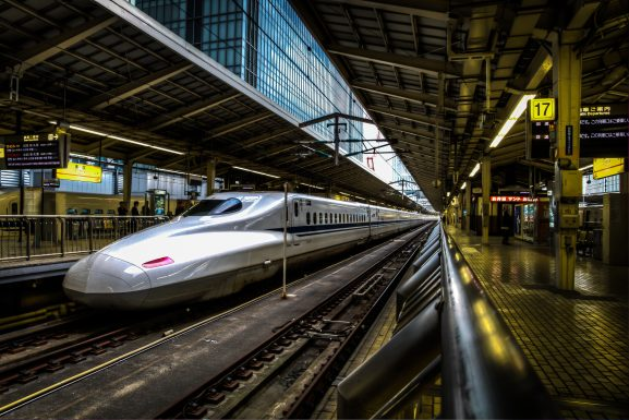 Shinkansen Kereta Api Tercepat Jakarta Bandung 15 Menit