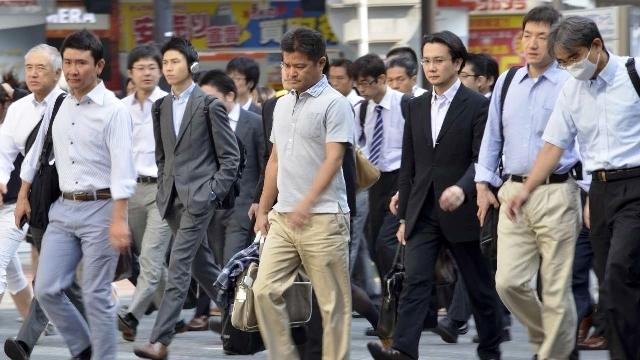 Etika Tempat Kerja Jepang