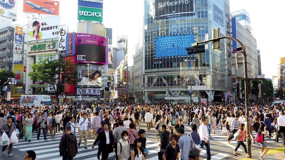 Masalah Kependudukan Jepang
