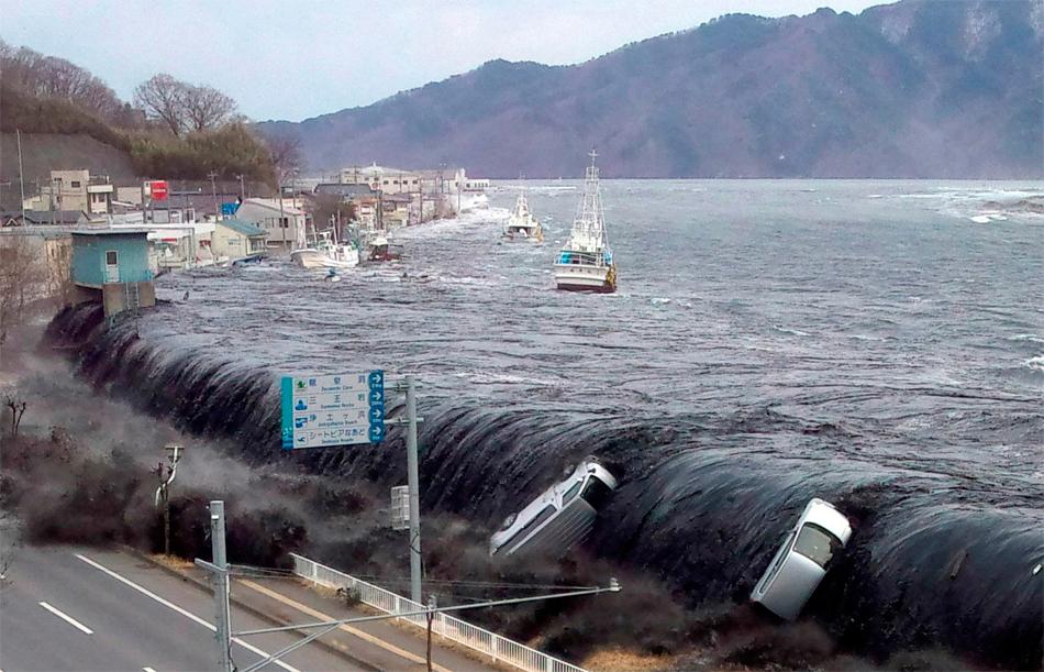Antisipasi Jepang Terhadap Bencana