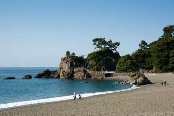 Gambar pantai bagus