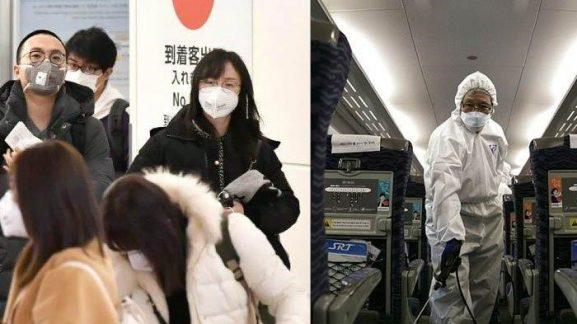 Corona Virus: Jepang Sukses Evakuasi 206 Warganya dari Wuhan