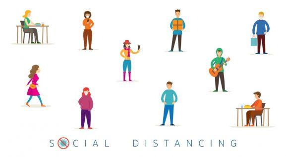 Jepang Lakukan Social Distancing