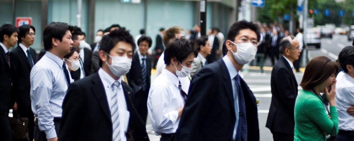 Menguak Kebiasaan Orang Jepang Gemar Pakai Masker