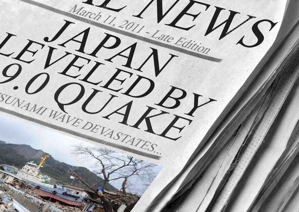 Japan Leveled by 9.0 Quake